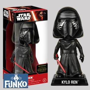 Kylo Ren - Star Wars Episode: The Force Awakens