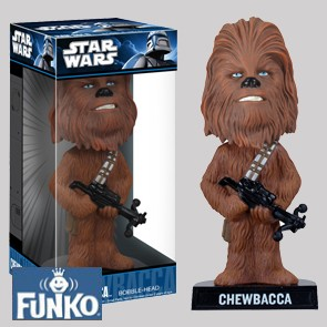 Chewbacca - Star Wars (Wacky Wobbler)