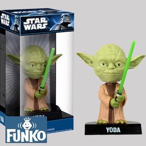 Yoda - Star Wars - Wacky Wobbler - Funko