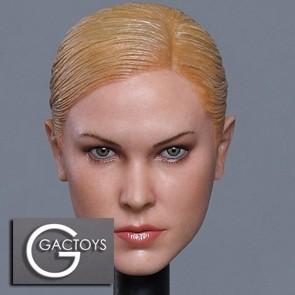 Gac Toys - Female Head Sculpt - GC022B