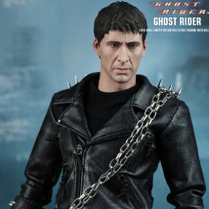 Ghost Rider with Hellcycle - Hot Toys
