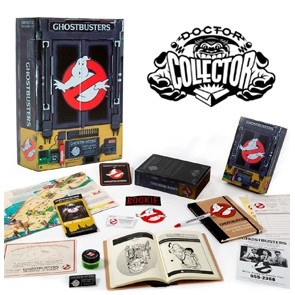Doctor Collector - Geschenkbox Set Ghostbusters - Employee Welcome Kit