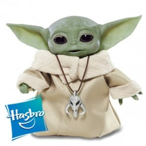 Hasbro - The Child - Baby Yoda - Star Wars - Animatronic Figure