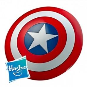 Hasbro - Captain America - Marvel Legends 80th Anniversary Premium Rollenspiel-Schild