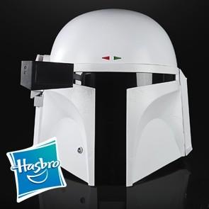 Hasbro - Boba Fett - Prototype Armor - Star Wars: Episode V - Electronic Helmet - The Black Series