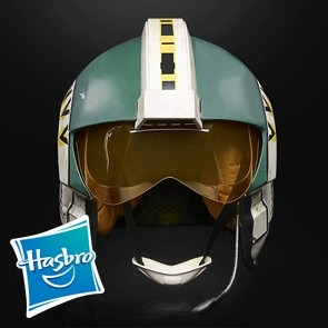 Hasbro - Wedge Antilles Elektronischer Battle Simulation Helm - The Black Series