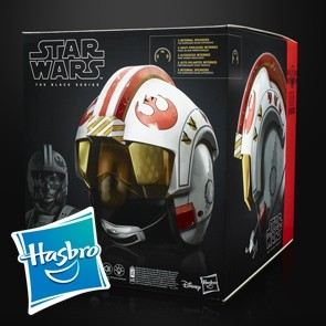 Hasbro - Luke Skywalker Battle Simulations-Helmet - The Black Series