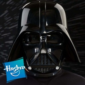 Hasbro - Darth Vader Helm - Black Series Premium Electronic