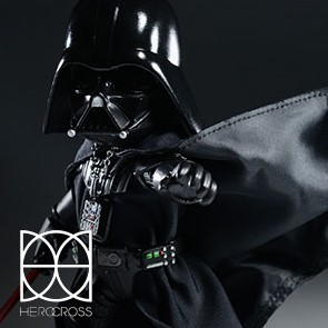 Darth Vader - Hybrid Metal Figuration - Herocross