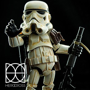 Sandtrooper - Hybrid Metal Figuration - Herocross