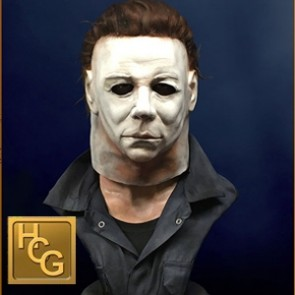Hollywood Collectibles - Michael Myers - Halloween 1978 - Life Size Büste