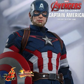 Captain America - Avengers Age of Ultron by HotToys