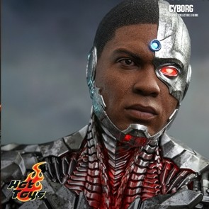 Hot Toys - Cyborg - Zack Snyder's Justice League