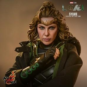 Hot Toys - Sylvie - Marvel-Serie Loki - Disney Plus