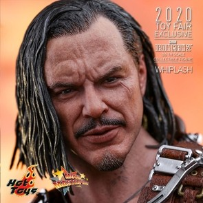 Hot Toys - Whiplash - Iron Man 2 - Toy Fair Exclusive 2020