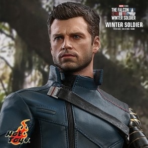 Hot Toys - Winter Soldier - The Falcon and The Winter Soldier