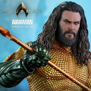 Hot Toys - Aquaman - Arthur Curry - DC Comics