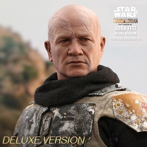Hot Toys - Boba Fett - Star Wars: The Mandalorian - Deluxe Version
