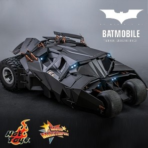 Hot Toys - Batmobil - Batman Begins
