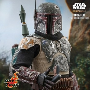 Hot Toys - Boba Fett - Star Wars: The Mandalorian