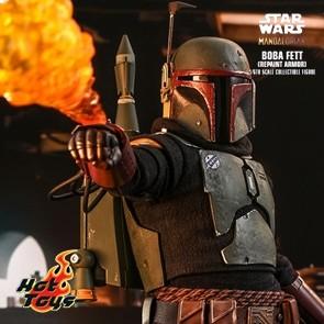 Hot Toys - Boba Fett Repaint Armor - Star Wars: The Mandalorian
