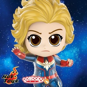 Hot Toys - Captain Marvel - Flying Version - Cosbaby (S)