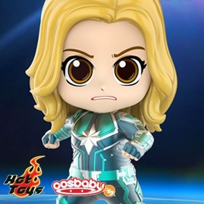 Hot Toys - Captain Marvel - Starforce Version - Cosbaby (S)