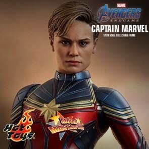 Hot Toys - Captain Marvel - Avengers: Endgame - Brie Larson