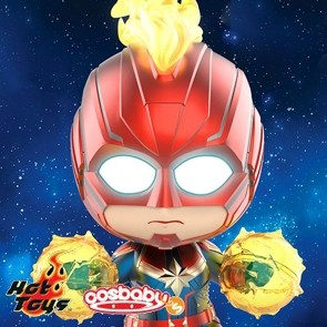 Hot Toys - Captain Marvel - Masked Version - Cosbaby (S)