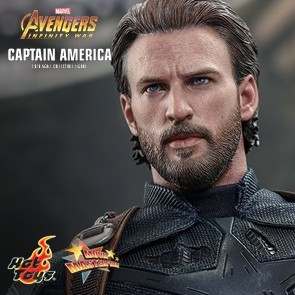 Capatin America - Avengers - Infinity War - Hot Toys