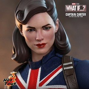 Hot Toys - Captain Carter - What If…?