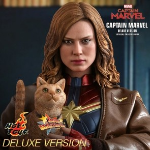 Hot Toys - Captain Marvel - Deluxe Version