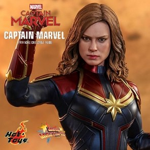 Hot Toys - Captain Marvel - Carol Danvers