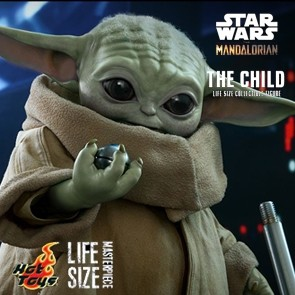 Hot Toys - The Child - Star Wars: The Mandalorian