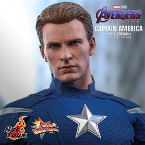 Hot Toys - Captain America - 2012 Version - Avengers:Endgame