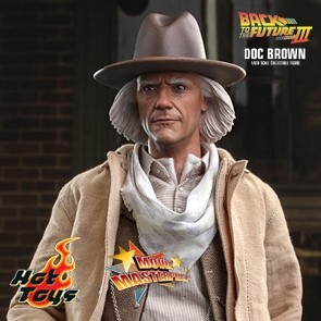 Hot Toys - Doc Brown - Back to the Future Part III