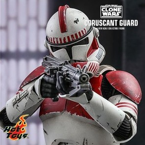 Hot Toys - Coruscant Guard - Star Wars: The Clone Wars