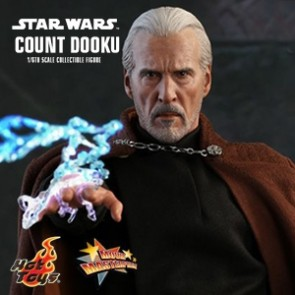 Count Dooku - Star Wars: Episode II Attack of the Clones - HotToys