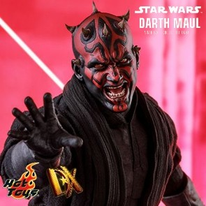Darth Maul - Star Wars - DX16 Hot Toys