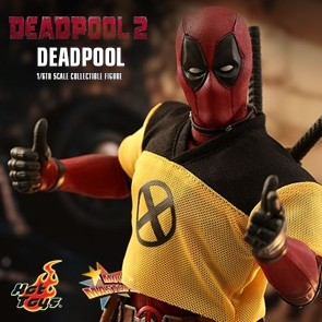 Hot Toys - Deadpool - Deadpool 2