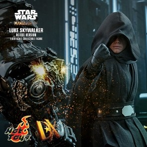 Hot Toys - Luke Skywalker - Star Wars: The Mandalorian - DX Deluxe Version