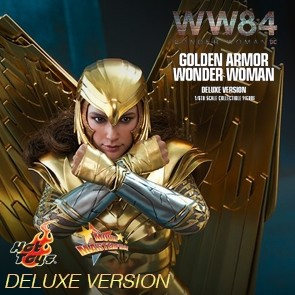 Hot Toys - Wonder Woman 1984 - Golden Armor Wonder Woman - Deluxe Version