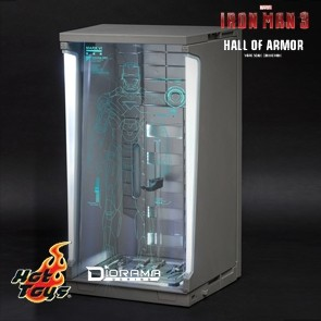 Hot Toys - Hall of Armor - Iron Man 3 - Diorama-Serie