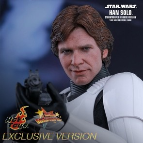 Han Solo Stormtrooper Disguise Version - Star Wars: Episode IV A New Hop