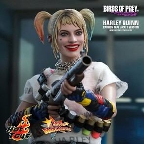 Hot Toys - Harley Quinn - Caution Tape Jacket Version - Birds of Prey
