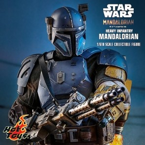 Hot Toys - Heavy Infantry Mandalorian - Star Wars: The Mandalorian