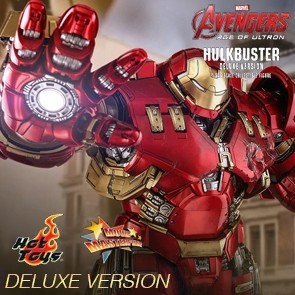 Hot Toys - Hulkbuster - Deluxe Version - Avengers: Age of Ultron