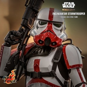 Hot Toys - Incinerator Stormtrooper - Star Wars: The Mandalorian