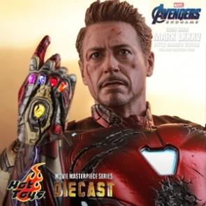 Hot Toys - Iron Man - Mark LXXXV - Battle Damage Version - Avengers:Endgame - Diecast