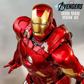Hot Toys - Iron Man Mark VII - The Avengers